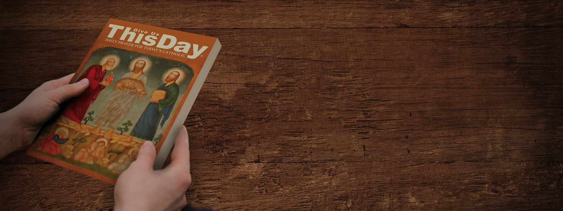 FREE Give Us This Day Prayer & Reflection Booklet